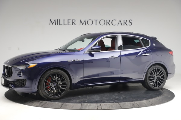 Used 2018 Maserati Levante S GranSport for sale $63,900 at Maserati of Westport in Westport CT 06880 3