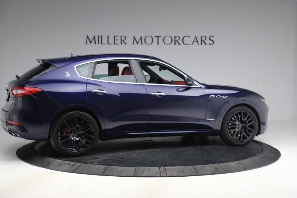 Used 2018 Maserati Levante S GranSport for sale $63,900 at Maserati of Westport in Westport CT 06880 9