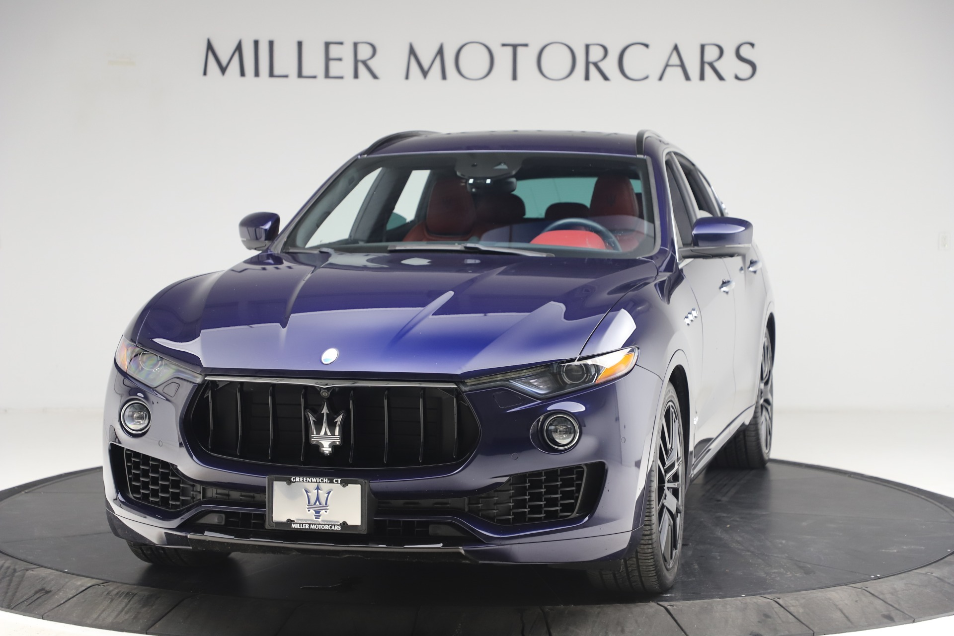 Used 2018 Maserati Levante S GranSport for sale $63,900 at Maserati of Westport in Westport CT 06880 1