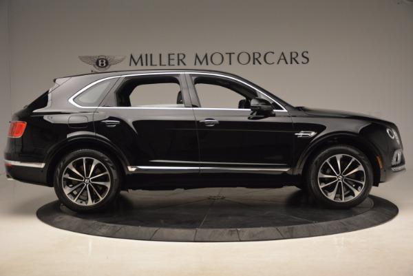 Used 2018 Bentley Bentayga Onyx Edition for sale $139,900 at Maserati of Westport in Westport CT 06880 11
