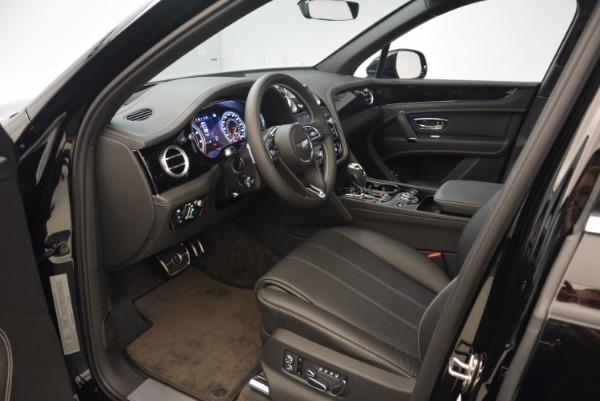 Used 2018 Bentley Bentayga Onyx Edition for sale $139,900 at Maserati of Westport in Westport CT 06880 18