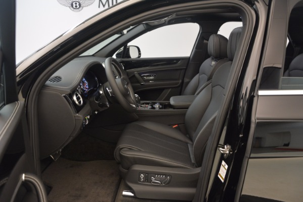 Used 2018 Bentley Bentayga Onyx Edition for sale $139,900 at Maserati of Westport in Westport CT 06880 19