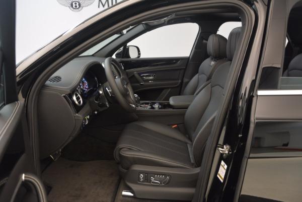 Used 2018 Bentley Bentayga Onyx for sale $145,900 at Maserati of Westport in Westport CT 06880 19