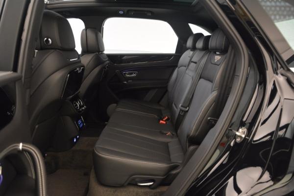 Used 2018 Bentley Bentayga Onyx Edition for sale $139,900 at Maserati of Westport in Westport CT 06880 23