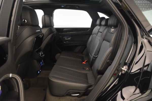 Used 2018 Bentley Bentayga Onyx for sale $145,900 at Maserati of Westport in Westport CT 06880 23
