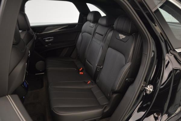 Used 2018 Bentley Bentayga Onyx Edition for sale $139,900 at Maserati of Westport in Westport CT 06880 24