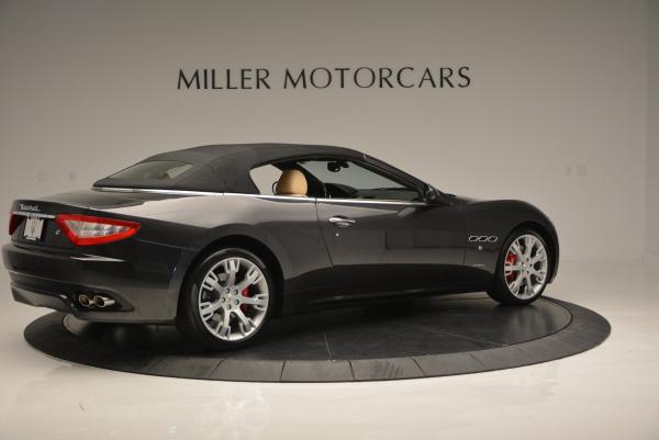 Used 2011 Maserati GranTurismo Base for sale Sold at Maserati of Westport in Westport CT 06880 20