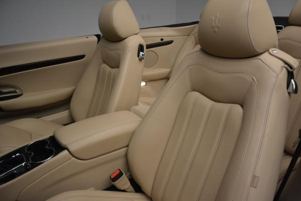 Used 2011 Maserati GranTurismo Base for sale Sold at Maserati of Westport in Westport CT 06880 25