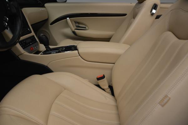 Used 2011 Maserati GranTurismo Base for sale Sold at Maserati of Westport in Westport CT 06880 27