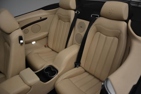 Used 2011 Maserati GranTurismo Base for sale Sold at Maserati of Westport in Westport CT 06880 28