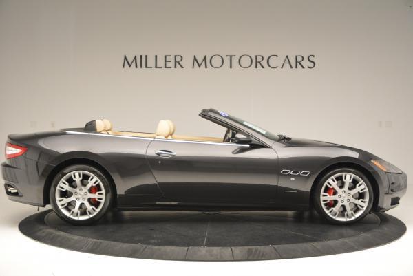 Used 2011 Maserati GranTurismo Base for sale Sold at Maserati of Westport in Westport CT 06880 9