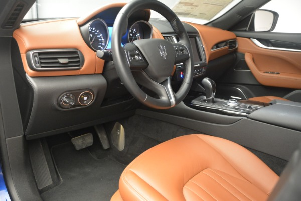 Used 2018 Maserati Levante Q4 for sale Sold at Maserati of Westport in Westport CT 06880 17