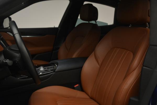 Used 2018 Maserati Levante Q4 for sale Sold at Maserati of Westport in Westport CT 06880 22