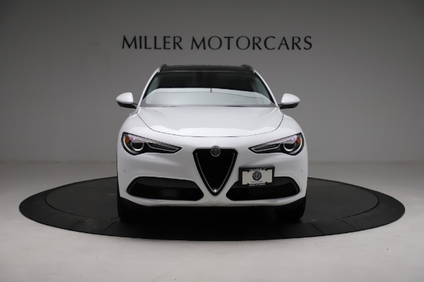 Used 2018 Alfa Romeo Stelvio Q4 for sale Sold at Maserati of Westport in Westport CT 06880 13