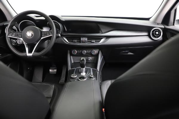 Used 2018 Alfa Romeo Stelvio Q4 for sale Sold at Maserati of Westport in Westport CT 06880 17