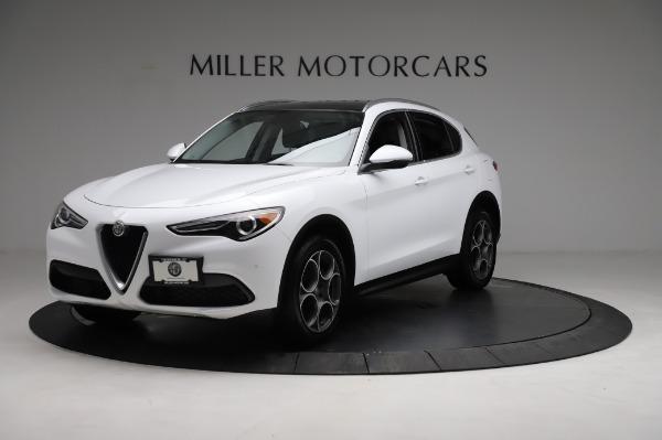 Used 2018 Alfa Romeo Stelvio Q4 for sale Sold at Maserati of Westport in Westport CT 06880 2