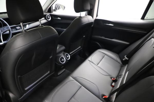 Used 2018 Alfa Romeo Stelvio Q4 for sale Sold at Maserati of Westport in Westport CT 06880 20