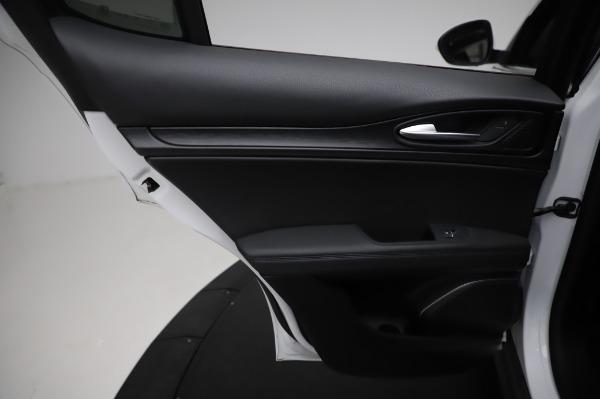 Used 2018 Alfa Romeo Stelvio Q4 for sale Sold at Maserati of Westport in Westport CT 06880 21