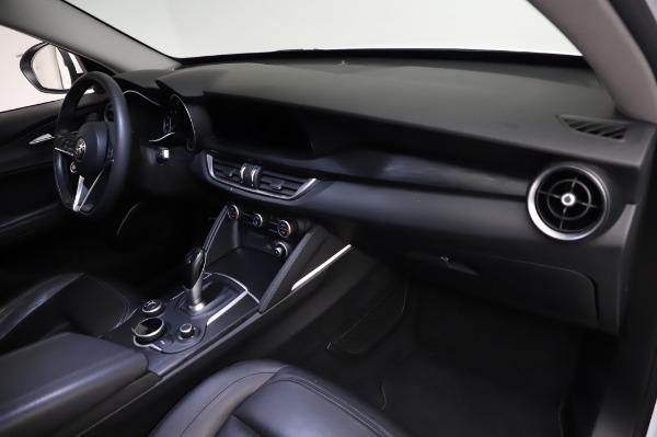 Used 2018 Alfa Romeo Stelvio Q4 for sale Sold at Maserati of Westport in Westport CT 06880 22