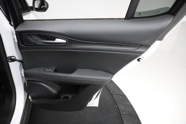 Used 2018 Alfa Romeo Stelvio Q4 for sale Sold at Maserati of Westport in Westport CT 06880 27