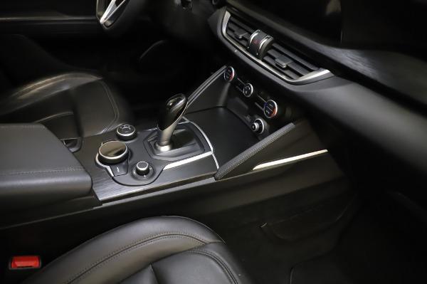 Used 2018 Alfa Romeo Stelvio Q4 for sale Sold at Maserati of Westport in Westport CT 06880 28