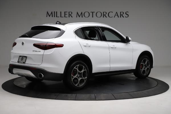 Used 2018 Alfa Romeo Stelvio Q4 for sale Sold at Maserati of Westport in Westport CT 06880 9