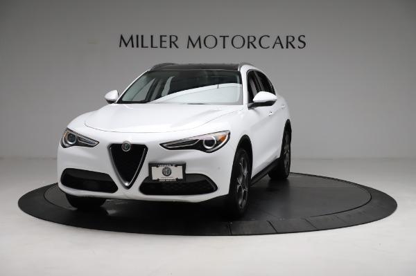 Used 2018 Alfa Romeo Stelvio Q4 for sale Sold at Maserati of Westport in Westport CT 06880 1