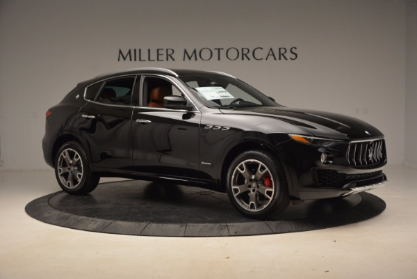 New 2018 Maserati Levante Q4 GranLusso for sale Sold at Maserati of Westport in Westport CT 06880 10