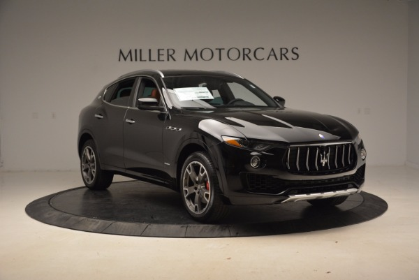 New 2018 Maserati Levante Q4 GranLusso for sale Sold at Maserati of Westport in Westport CT 06880 11