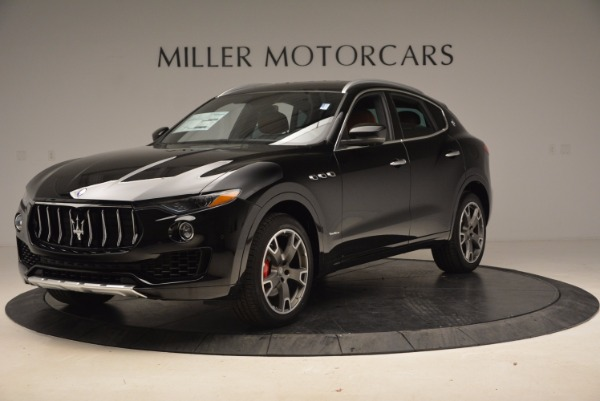New 2018 Maserati Levante Q4 GranLusso for sale Sold at Maserati of Westport in Westport CT 06880 2