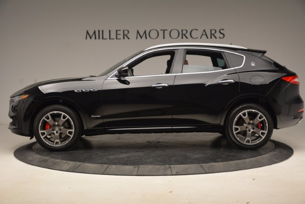 New 2018 Maserati Levante Q4 GranLusso for sale Sold at Maserati of Westport in Westport CT 06880 3