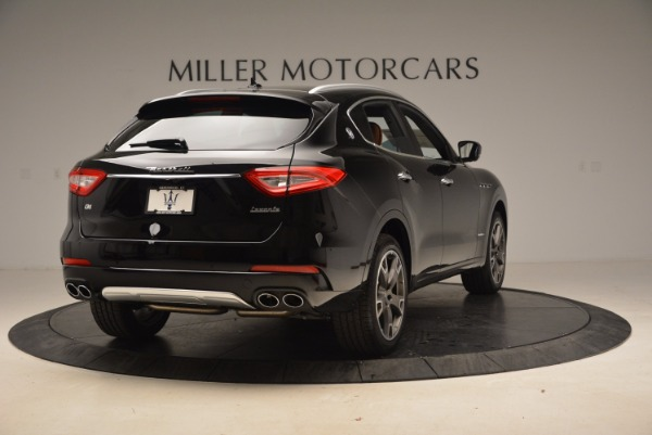 New 2018 Maserati Levante Q4 GranLusso for sale Sold at Maserati of Westport in Westport CT 06880 7