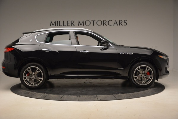 New 2018 Maserati Levante Q4 GranLusso for sale Sold at Maserati of Westport in Westport CT 06880 9