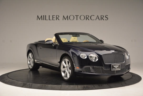 Used 2012 Bentley Continental GTC for sale Sold at Maserati of Westport in Westport CT 06880 11