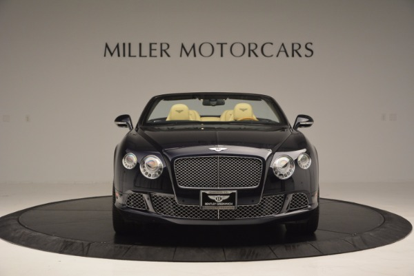 Used 2012 Bentley Continental GTC for sale Sold at Maserati of Westport in Westport CT 06880 12
