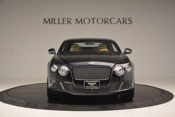 Used 2012 Bentley Continental GTC for sale Sold at Maserati of Westport in Westport CT 06880 13