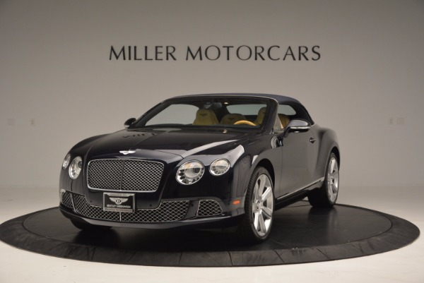 Used 2012 Bentley Continental GTC for sale Sold at Maserati of Westport in Westport CT 06880 14