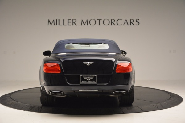 Used 2012 Bentley Continental GTC for sale Sold at Maserati of Westport in Westport CT 06880 19