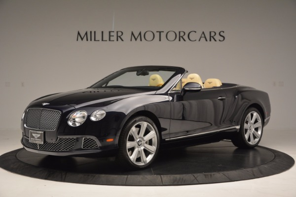 Used 2012 Bentley Continental GTC for sale Sold at Maserati of Westport in Westport CT 06880 2