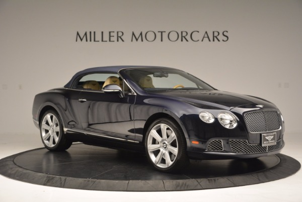 Used 2012 Bentley Continental GTC for sale Sold at Maserati of Westport in Westport CT 06880 23