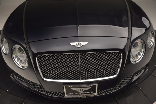 Used 2012 Bentley Continental GTC for sale Sold at Maserati of Westport in Westport CT 06880 25