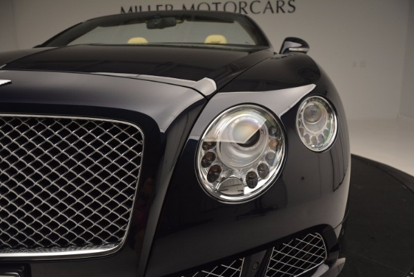 Used 2012 Bentley Continental GTC for sale Sold at Maserati of Westport in Westport CT 06880 26