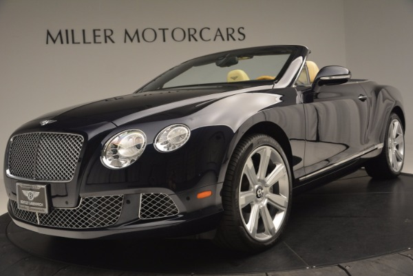 Used 2012 Bentley Continental GTC for sale Sold at Maserati of Westport in Westport CT 06880 28