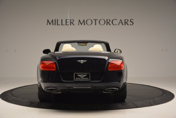 Used 2012 Bentley Continental GTC for sale Sold at Maserati of Westport in Westport CT 06880 6