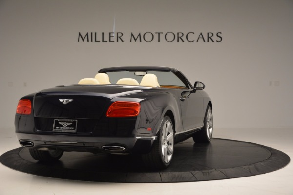 Used 2012 Bentley Continental GTC for sale Sold at Maserati of Westport in Westport CT 06880 7