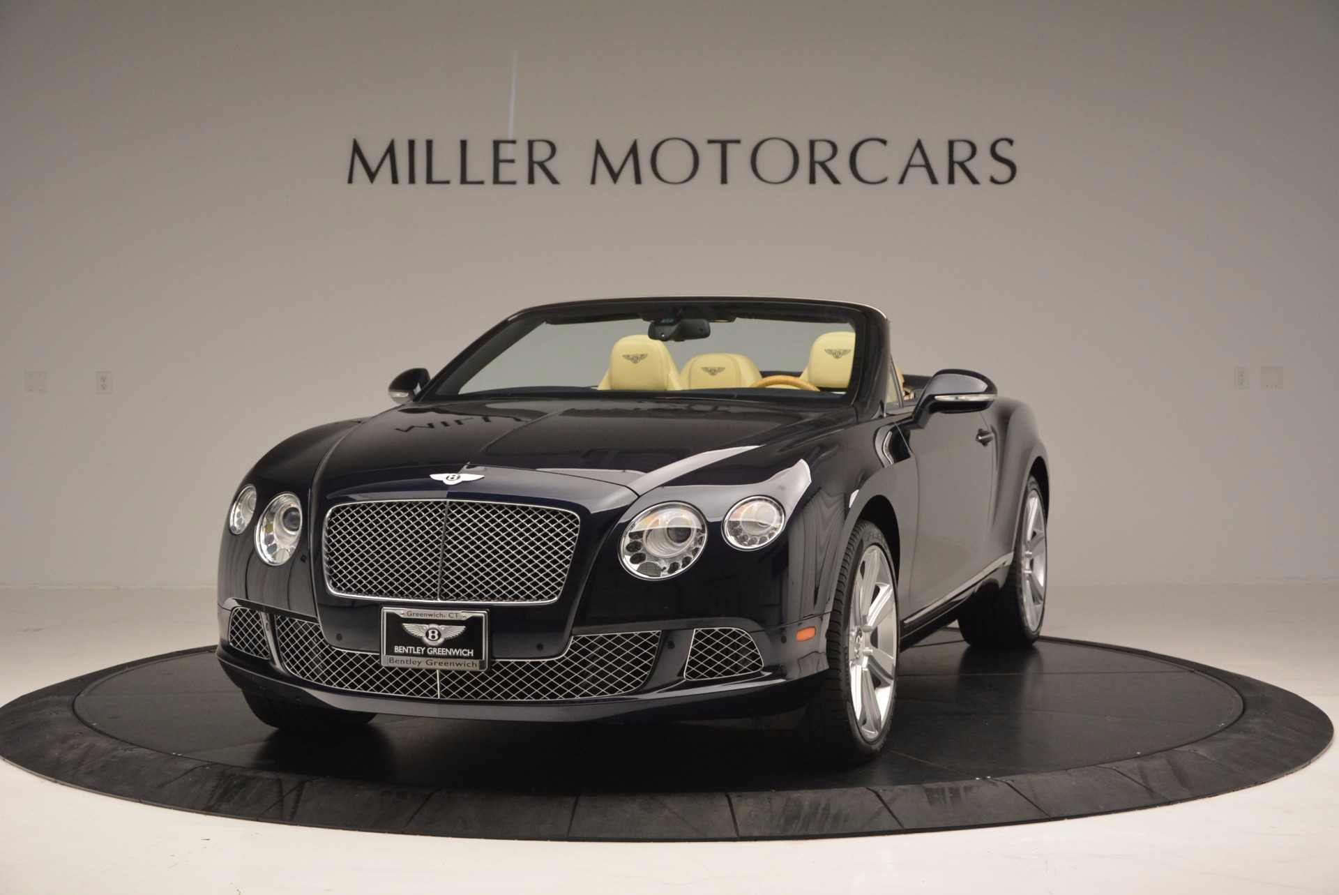 Used 2012 Bentley Continental GTC for sale Sold at Maserati of Westport in Westport CT 06880 1