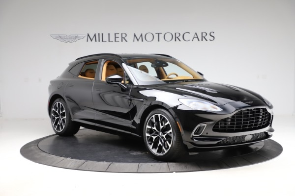New 2020 Aston Martin DBX SUV for sale Call for price at Maserati of Westport in Westport CT 06880 10