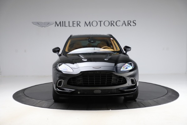 New 2020 Aston Martin DBX SUV for sale Call for price at Maserati of Westport in Westport CT 06880 11