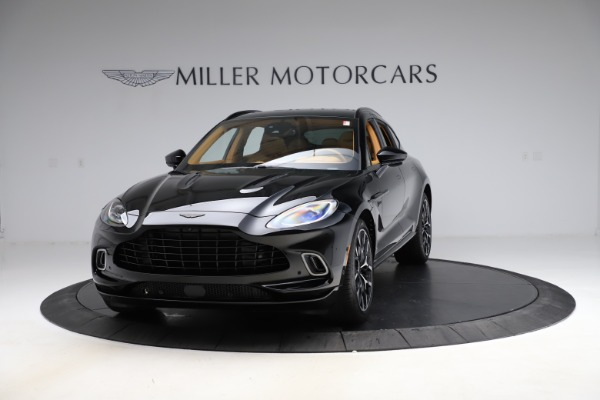 New 2020 Aston Martin DBX SUV for sale Call for price at Maserati of Westport in Westport CT 06880 12