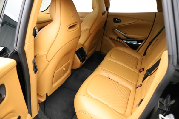 New 2021 Aston Martin DBX for sale Sold at Maserati of Westport in Westport CT 06880 18